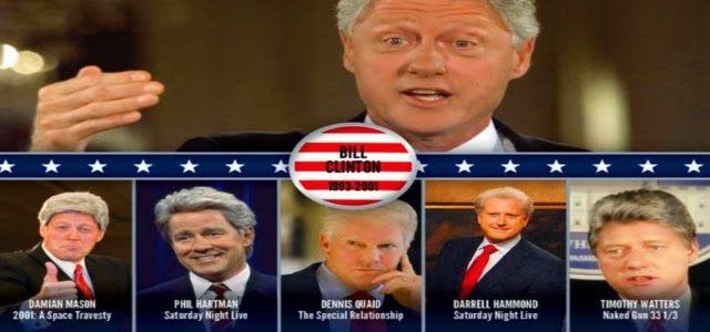 43 Presidentes americanos segundo o cinema e a TV (43 Imagens) | Hipernovas
