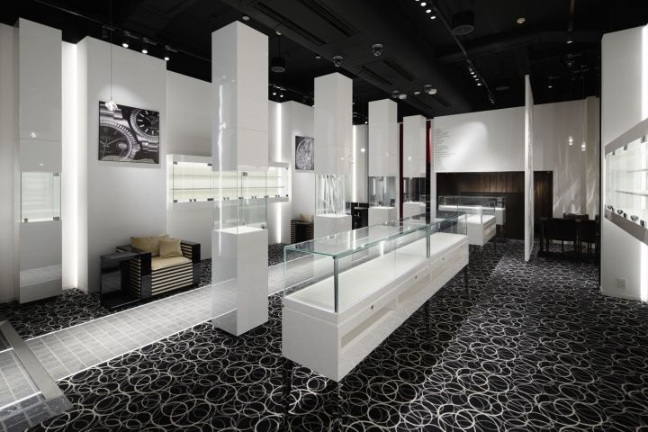 watches luxury retail pinterest shops retail design and blog