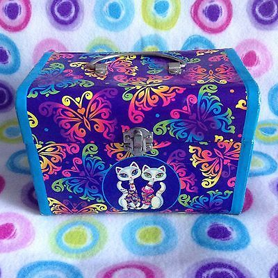 Lisa Frank Twin White Roxie & Rollie Cats Stationary Box (Retro, Vintage, 90's) in Collectibles, Paper, Stationery | eBay