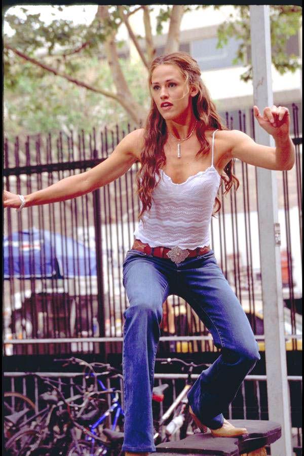 Jennifer Garner arm motivation