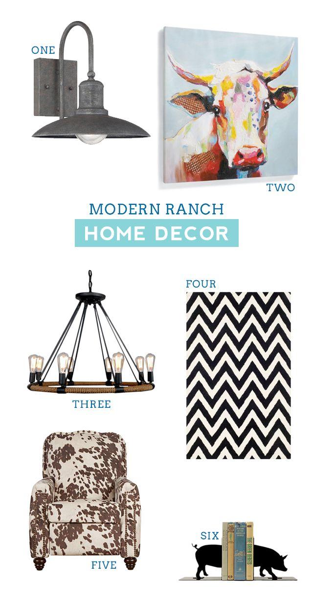 Modern Ranch Home Decor – Stock Show Boutique