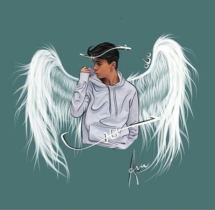 Lucianospinelli ❤️❤️ #angel