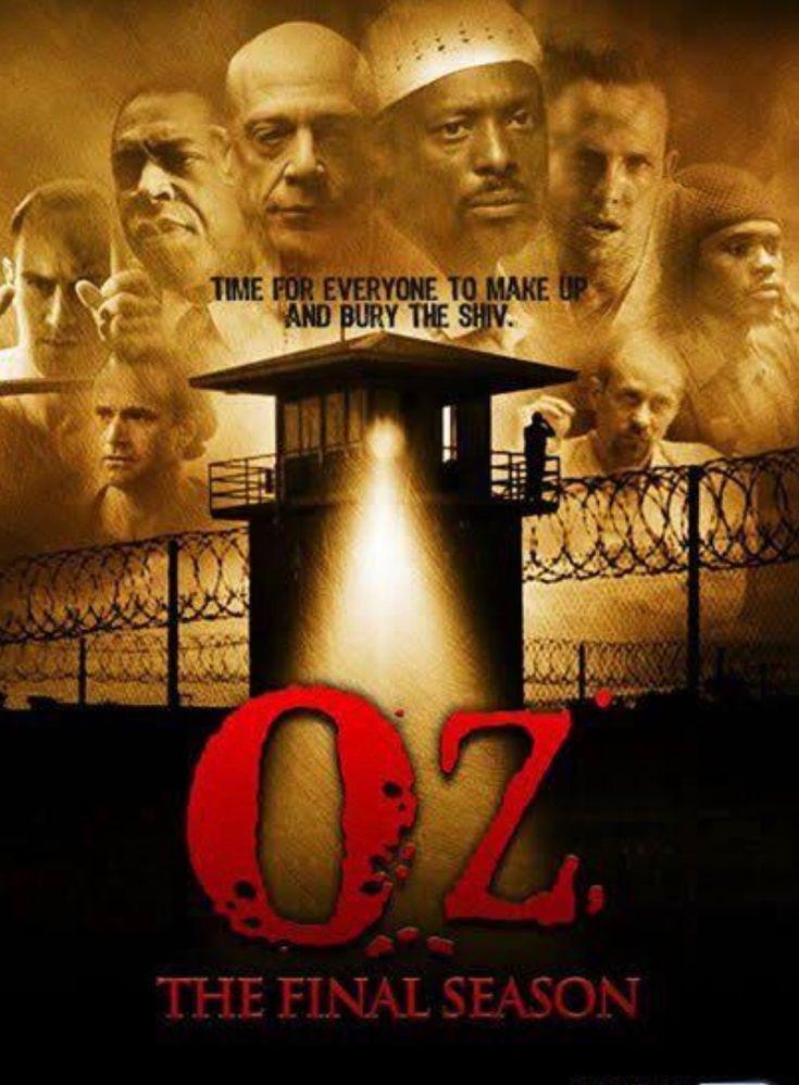 مشاهدة الموسم السادس : مسلسل Oz مترجم