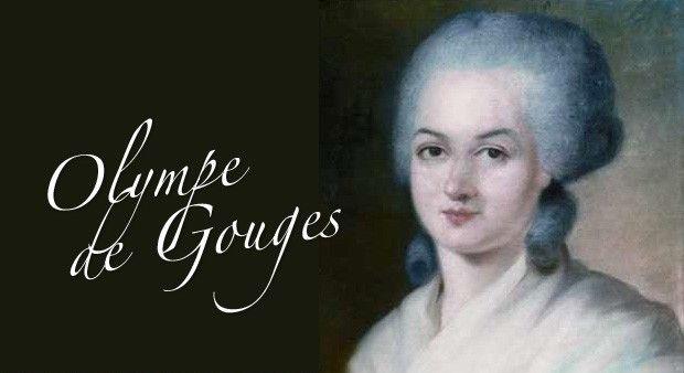 Portrait n°1 : Olympe de Gouges, une féministe