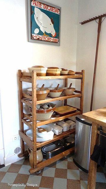 die 47 besten bilder zu french bakers racks auf pinterest ... - Französisch Küche