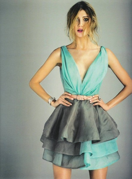 cute belted dress <3: Party Dresses, Fashion, Style, Color Combos, Cute Dresses, Clothing, Parties Dresses, The Dresses, Grey Dresses