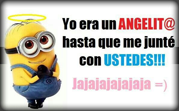 ♥ era un angelito