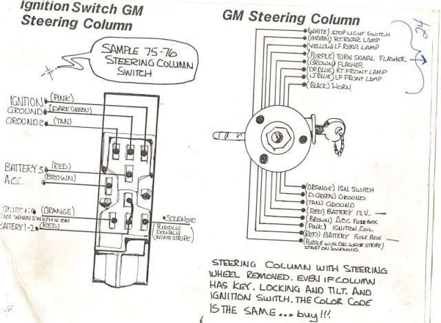 Chevy Ignition Switch Wiring Help Hot Rod Forum Hotrodders Inside Diagram On Chevy C10 Ignition Switch Wiring Chevy C10 Ignite Hot Rods Cars Muscle