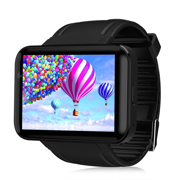 Smartwatch Phone, 2.2 inch Touch Screen 3G MTK6572 Dual Core 1.2GHz 4GB ROM Camera Bluetooth Watch Phone for Android Samsung HTC Sony LG HUAWEI (Black). Download your favorite apps through the Google Play Store or Market installed. Note: This smart phone is designed only to work with the current Android/Windows OS installed in it. Any alterations such as upgrades or flashing a newer version will void the warranty. The stated ROM amount shows the maximum available ROM with nothing…