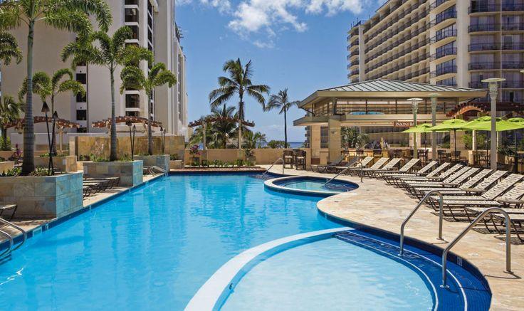 Waikiki Beach Hotel - Honolulu, HI - Myrtha Pools