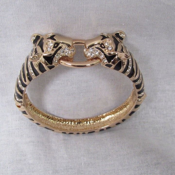 BEH1RGD Alisha D Rose Gold Tiger Bracelet from Turn Her Style, LLC for $58.50 on Square Market