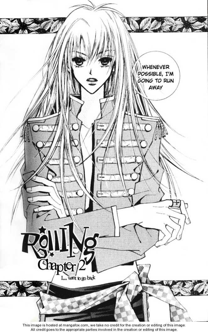 Rolling (manhwa) Noh Mio Character, Anime, Fictional