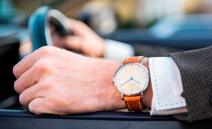 Von Doren Watches Take Minimalism to New Heights