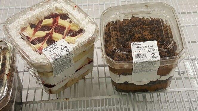 Sam S Club Quot Scoop Cakes Quot Dessert In 2019 Cupcake Cakes