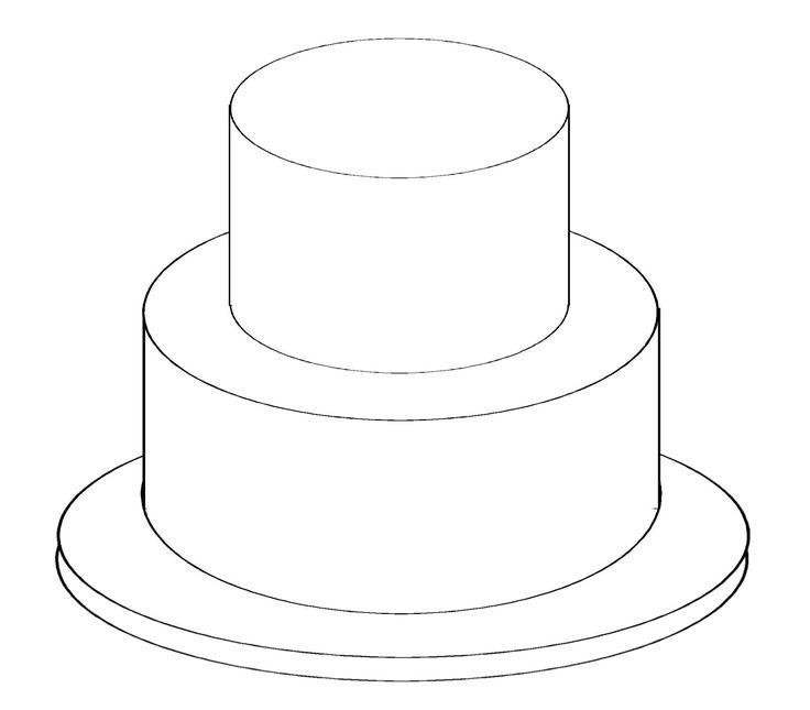 Wedding Cake Cups Batter Per Layer