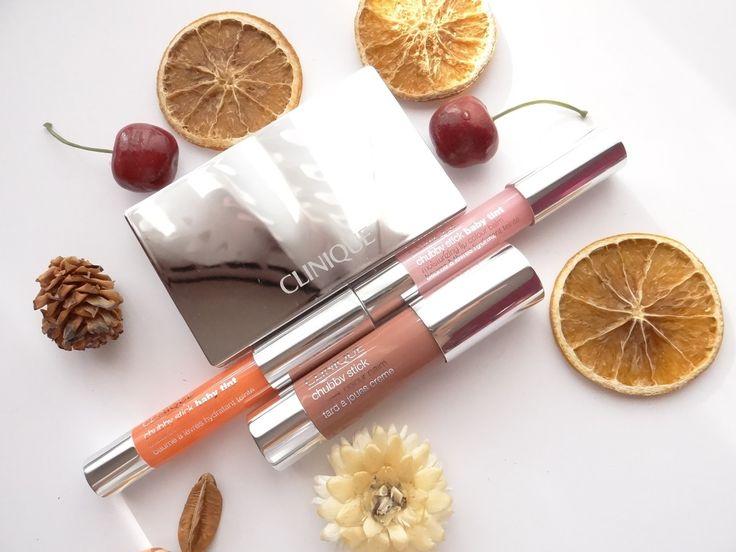 Clinique Chubby Stick Cheek Colour Balm #clinique #chubbystick #cosmetics #autumn
