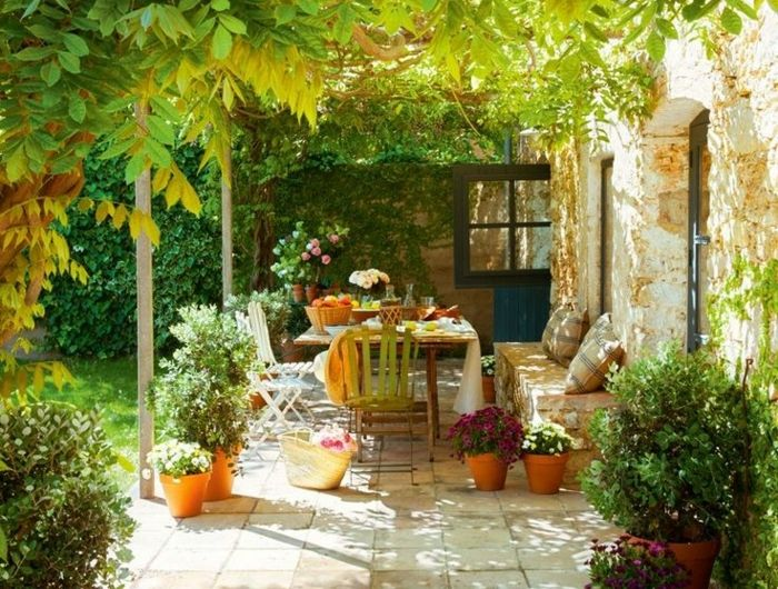 Am nager sa terrasse avec des plantes td84 jornalagora for Amenager sa terrasse avec des plantes
