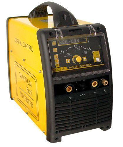 Spawarka inwertorowa TIG Magnum THF 235 Puls AC/DC