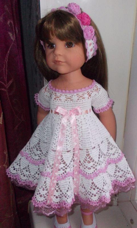 Histoire des robes pour des poupées et un peu plus de poupées Beauté / Mode avec leurs mains / Beybiki. Poupées photo. vêtements de poupées