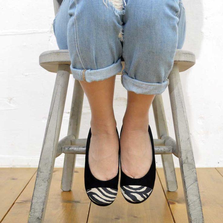 IGGY model / Black × Zebra color  Swede Leather × Swede Leather シリーズ バイカラー comfy 楽天オンラインストア:http://item.rakuten.co.jp/comf-y/ Pinterest:http://www.pinterest.com/c7534/