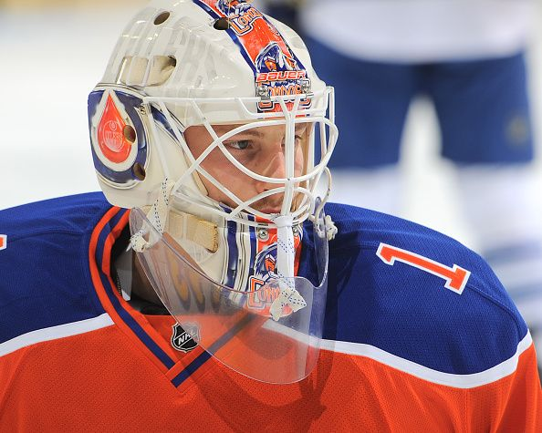 Laurent Brossoit 2015-16 Mask