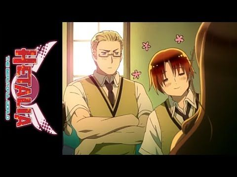 Hetalia: The Beautiful World - Official Clip - Clubs at Hetalia Academy - YouTube