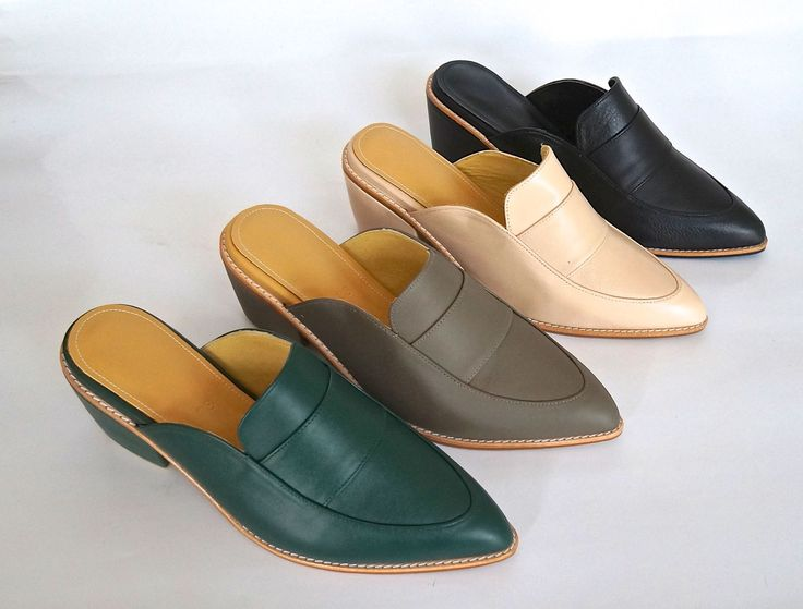Hand Made Calf Leather Footwear. WK-26, 25, 27, 24
