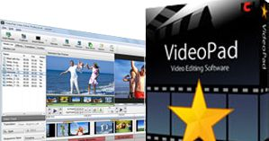 VideoPad Video Editor 4.45 Crack is a propelled video proofreader programming and change over recordings in other mainstream positions.