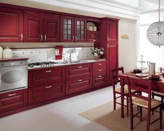Прямая кухня Гера из массива в стиле классика идеально «впишется» в просторное помещение http://www.mebel-zevs.ru/kukhni/kuhnja-176