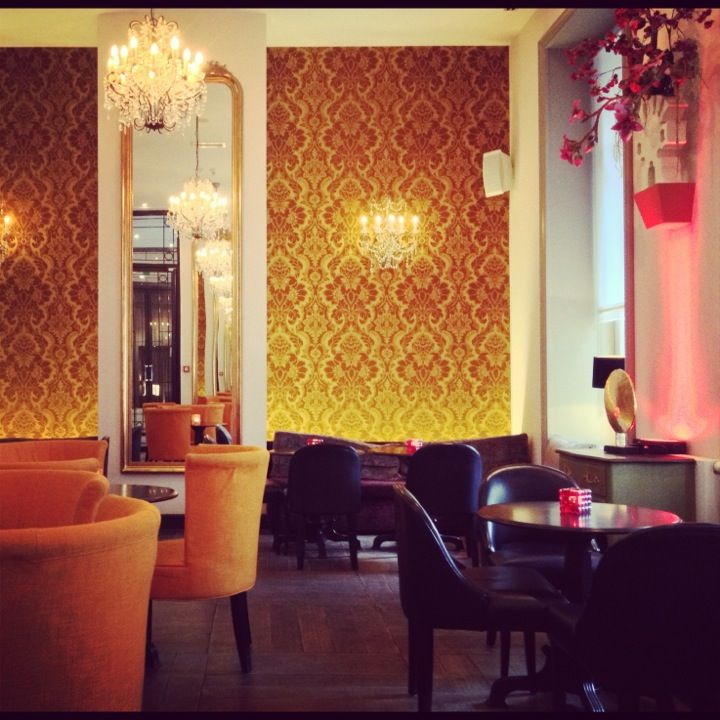 Lounge The Dominican In Brussel Bruxelles Capitale