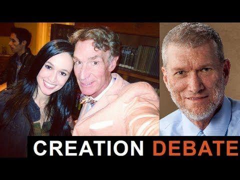 Bill Nye Debates Ken Ham