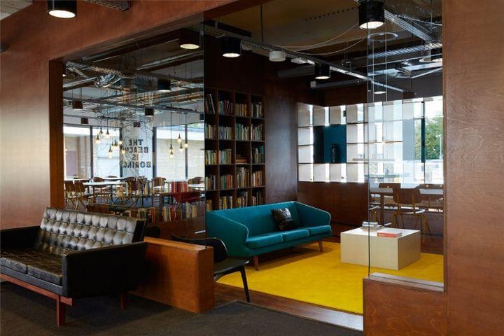 The Student Hotel вАмстердаме   Дизайн интерьера, декор, архитектура, стили и о многое-многое другое
