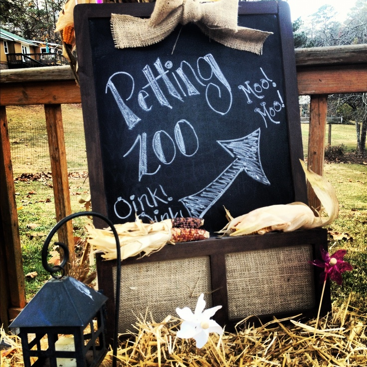 11 best Petting Zoo Party images on Pinterest Birthday party ideas