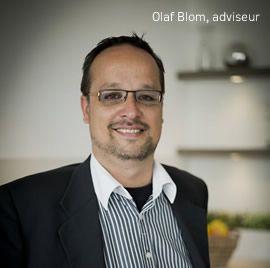 """Olaf Blom, adviseur """"Voor creatief, eerlijk en 'to the point' keukenadvies"""""""