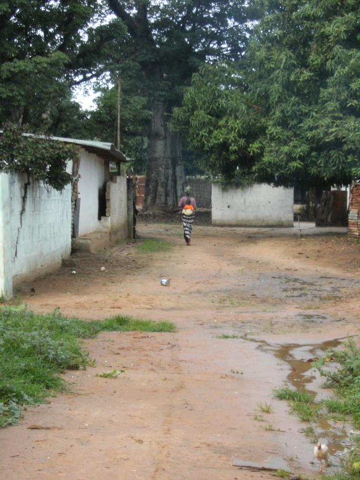 Kunta kinte's house. Gàmbia
