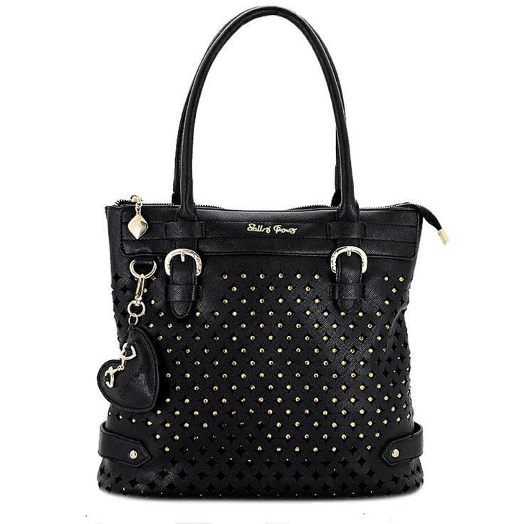Sally Young - Brand Cut Out Shopper With Buckle Detail £35