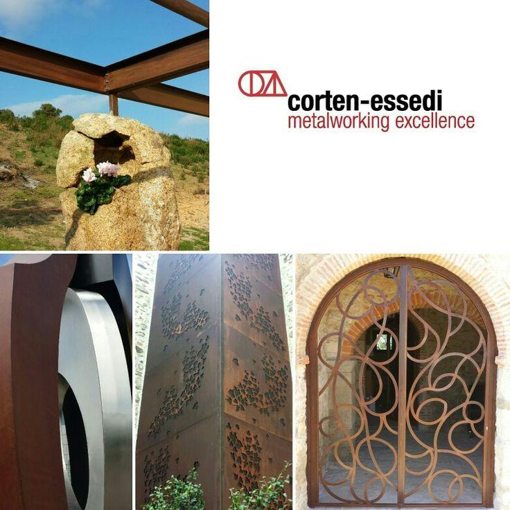 #corten #cortenessedi #metaltexture #cortendesign #davidesimone #metaldesign #sculpture info : essedi.d@libero.it Web : www.corten-essedi.com