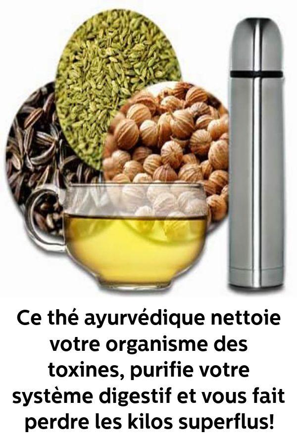 Ce thé ayurvédique nettoie votre organisme des toxines