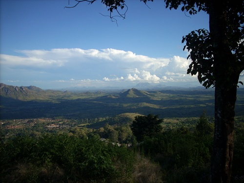 Very excited about seeing the view from the Zomba Plateau in Malawi in July . . . will be a 1,500m climb by bike but totally worth it!
