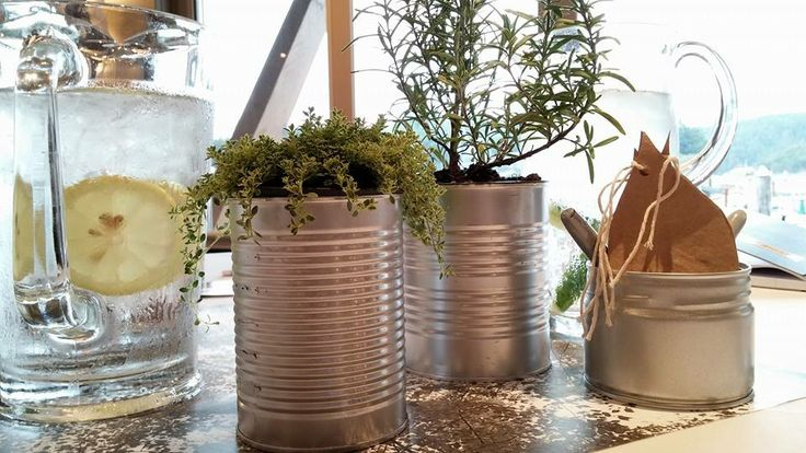 Table Centres - Gift of Thyme