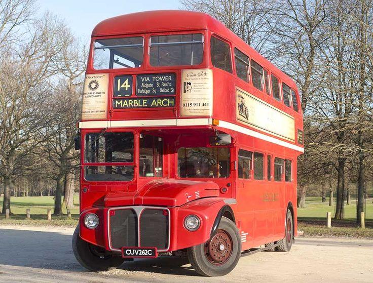 London Routemaster RML