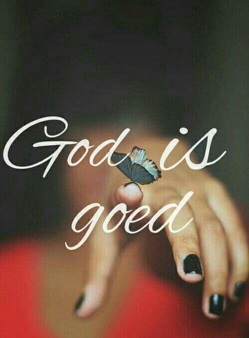 God bly goed