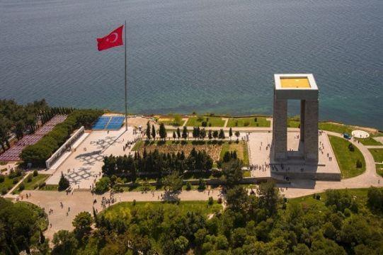 CHP Çanakkale Milletvekili Muharrem Erkek, dün basına yansıyan Namazgâh Tabyasındaki 100 yıllık binlerce merminin çalınması ile ilgili olarak TBMM'ye soru önergesi verdi.