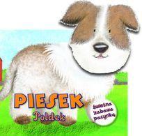 Piesek Poldek. Świetna Zabawa Pacynką - Wydawnictwo Olesiejuk