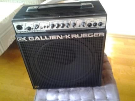 Bassverstärker Gallien Krüger in Lindenthal - Köln Sülz | Musikinstrumente und Zubehör gebraucht kaufen | eBay Kleinanzeigen