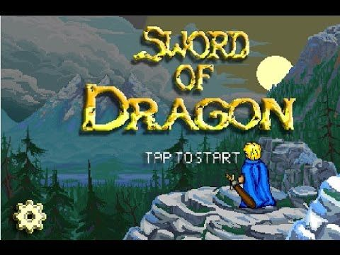 Sword Of Dragon Gameplay newest android games 2017 Sword Of Dragon Gameplay newest android games 2017  Play as a main character in the sword of dragon. You slash monstersorcs and all creatures in a forest alone.Run jump and slash your way through a vast world of platforming challenges and embark on an epic adventure! The mobile hack and slash adventure game and a 2 dimension pixel platformer now also available for Android phones and tablets.Experience the adventure to stand against darkness…