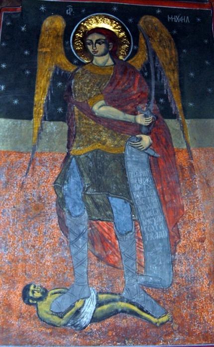 Archangel Michael or Saint Michael | Sfantul Arhanghel Mihai