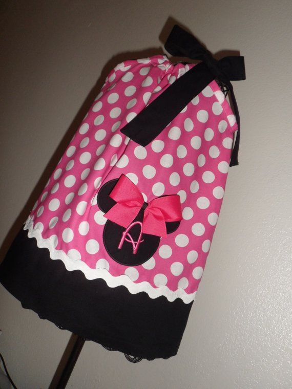 Minnie Mouse Pillowcase Dress Hot Pink by Just4Princess on Etsy $29.50 & 225 best MINNIE MOUSE BIRTHDAY IDEAS images on Pinterest ... pillowsntoast.com