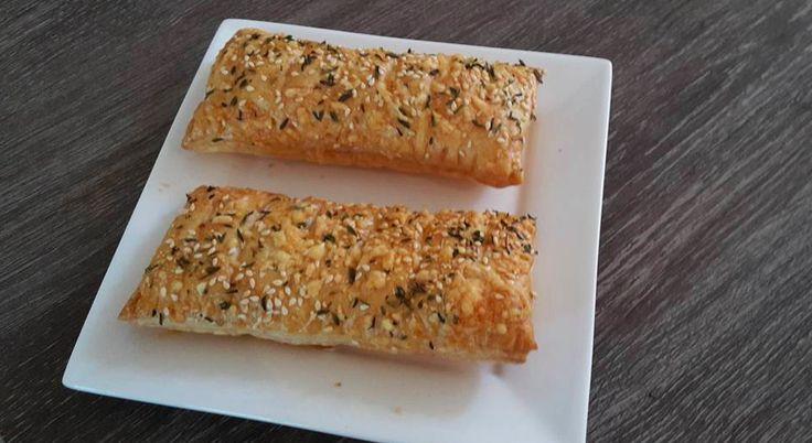 Zin in een lekkere snack? Maak dan in een paar minuten ham-kaasbroodjes uit de Airfryer®