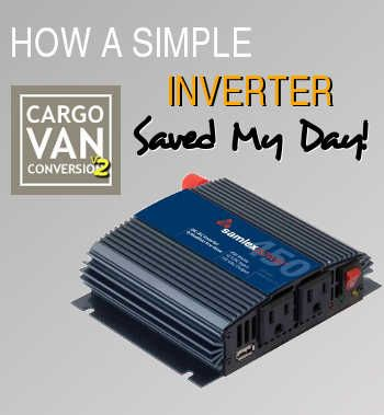 I'm just at the beginning of the conversion of my cargo van and the decision about the final design of the electrical system is still a long way off.